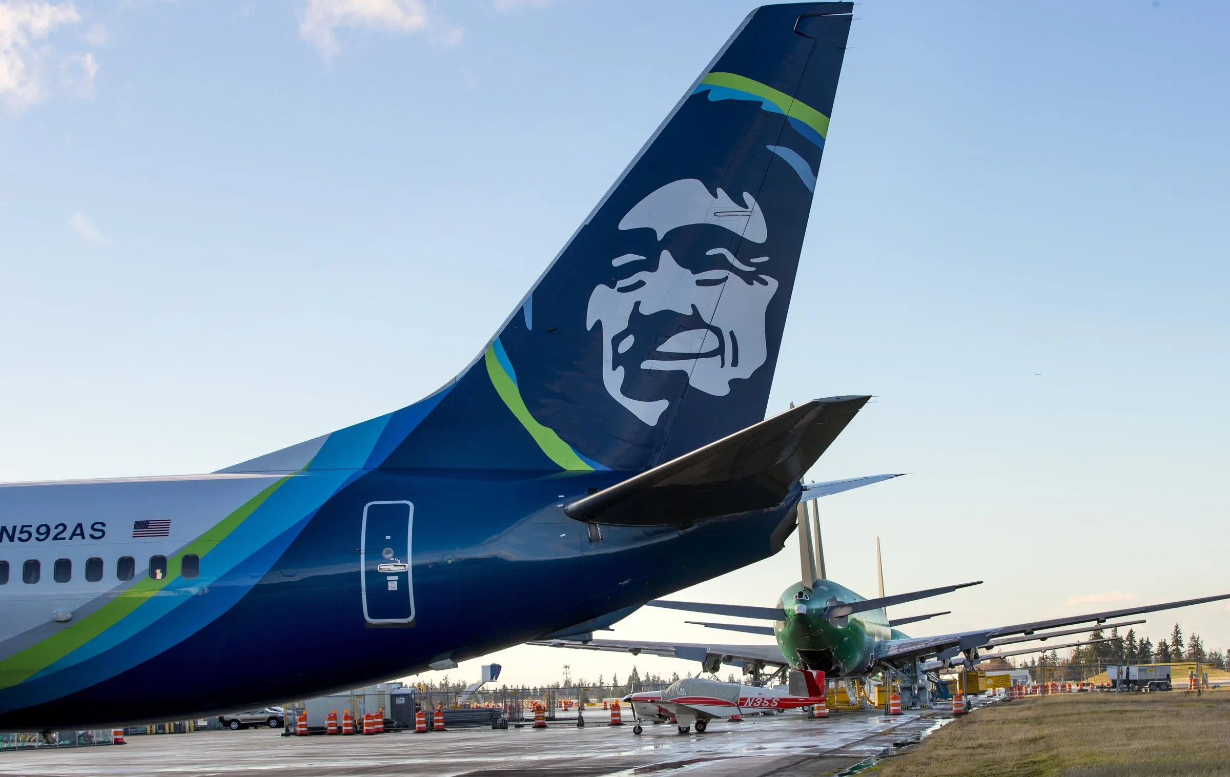 Management shake-up at Alaska Air will bring layoffs The Seattle Times