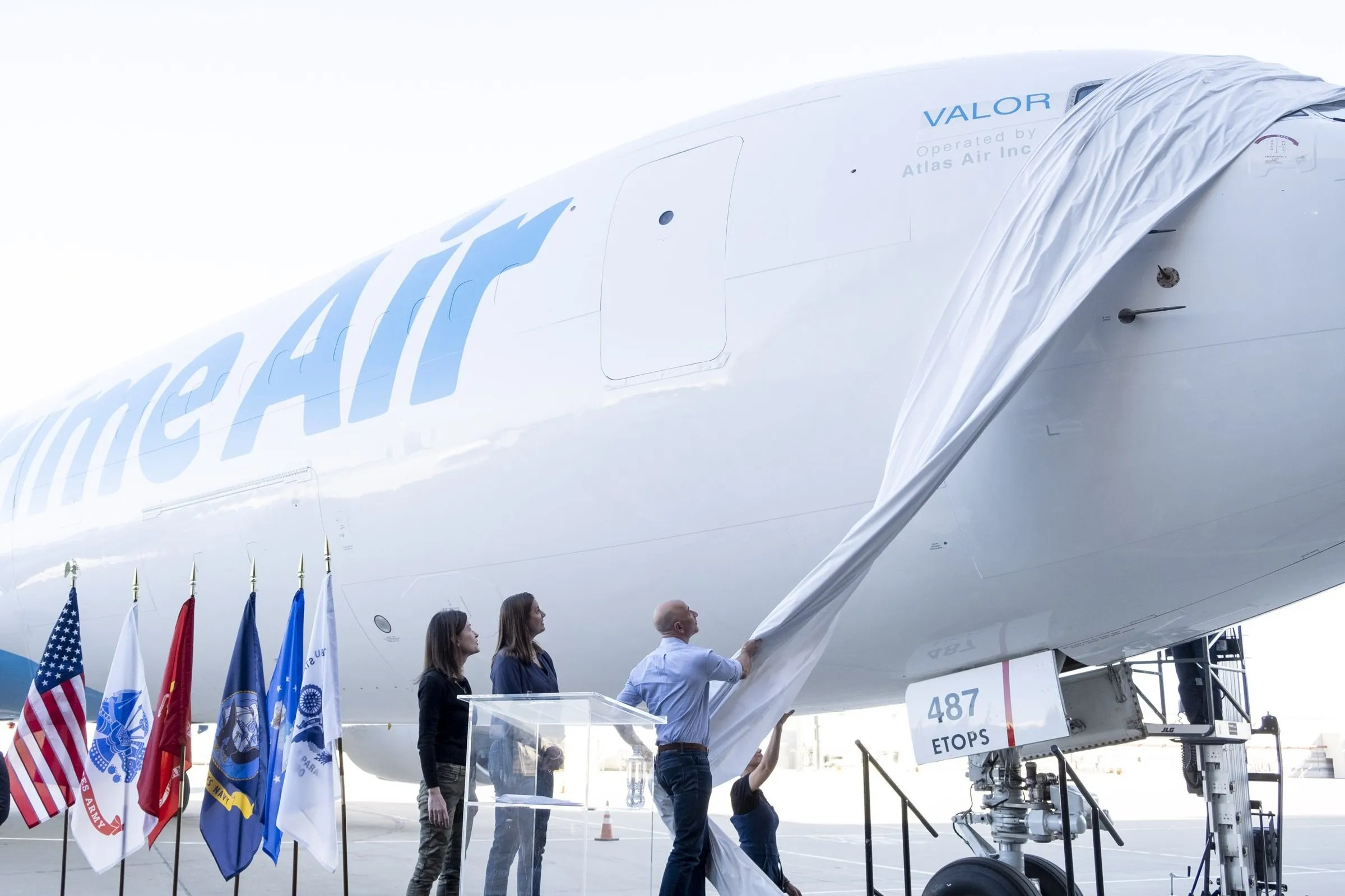 Amazon Air may be on the hunt for more cargo planes as it takes
