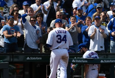Schwarber, Cubs beat Pirates 10-0 in Wrigley opener | The Seattle Times