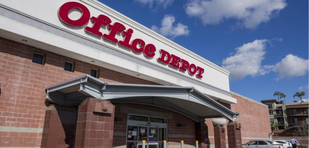 Small Cap Dividend Spotlight Office Depot - Office Depot Inc (NYSE