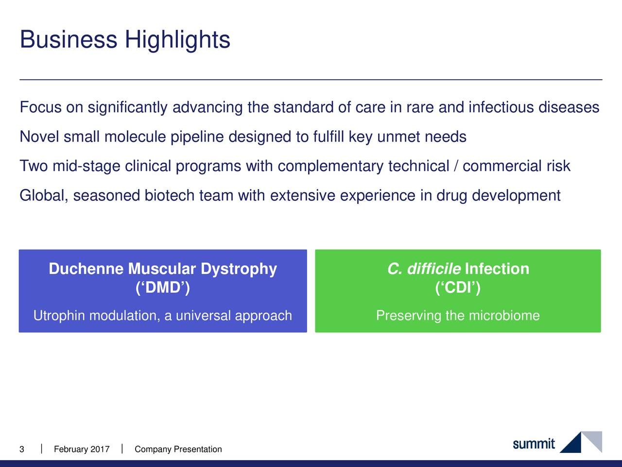 Duchenne Muscular Dystrophy Quotes Summit Therapeutics Smmt Presents At 19th Annual Bio Ceo