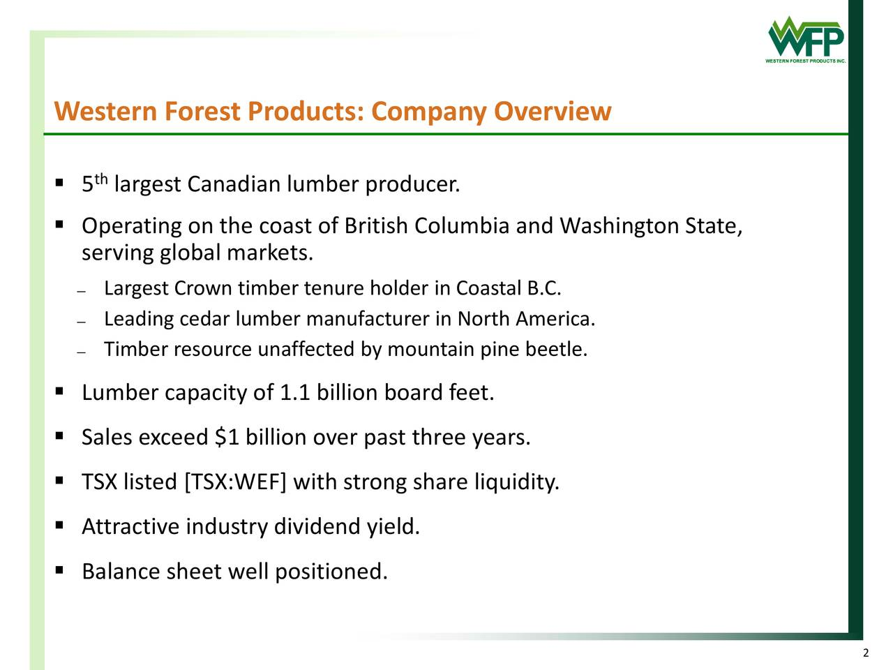Fullsize Of Coastal Forest Products