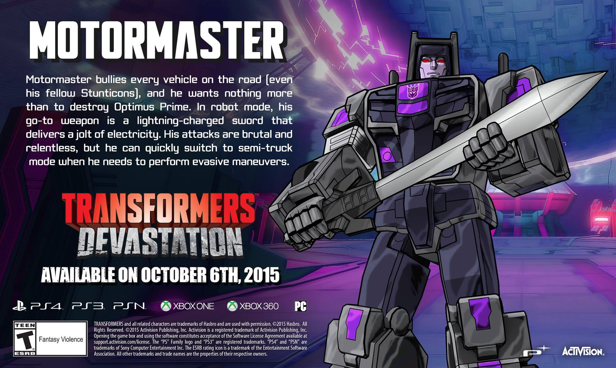 Grimlock Fall Of Cybertron Wallpaper Transformers Devastation Character Bio Update Motormaster
