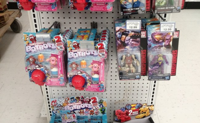 Transformers Botbots Blind Bags Found At Us Walmart List