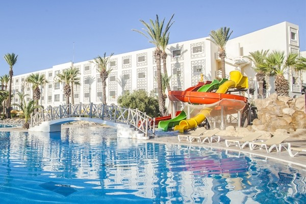 Vol Pas Cher Tunisie France Hotel Marhaba Sousse Sousse Tunisie - Promovacances