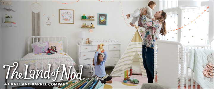 Land Of Nod: Design for Kids and People That Used to be Kids, Dearest Doula Recommended Birth Worker Resources