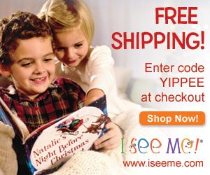 Free Shipping at ISeeMe!