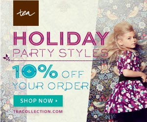 Tea Collection Holiday Party Styles!