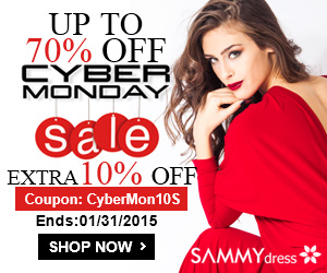 Enjoy 10% OFF for All with Coupon: CyberMon10S. (Ends: January 31,2015)