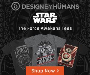 Star Wars - The Force Awakens - 300 x 250
