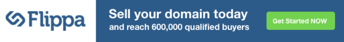 Sell your domain today