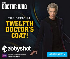 AbbyShot's Twelfth Doctor's Coat