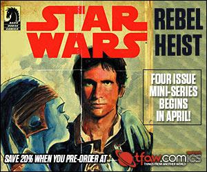 Buy Star Wars Comics and Graphic Novels at TFAW.com