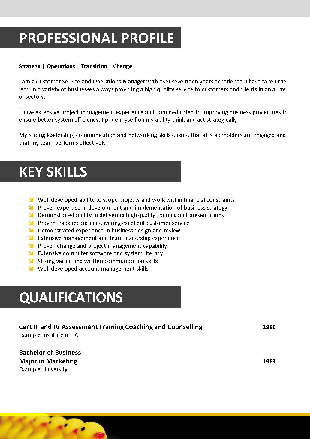 resume profile examples child care resume builder resume profile examples child care child care provider resume samples livecareer we can help professional