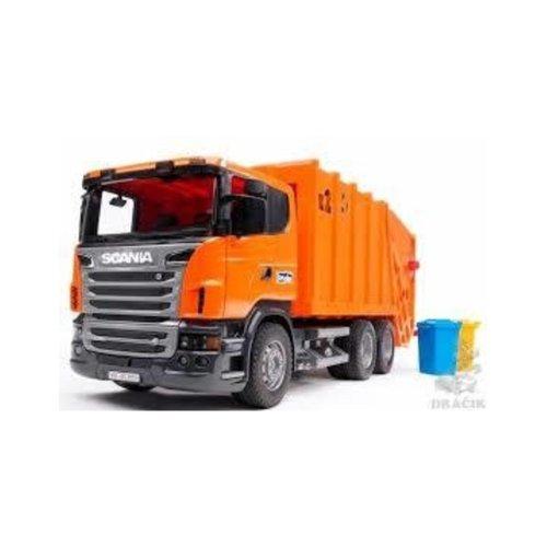 Medium Crop Of Bruder Garbage Truck