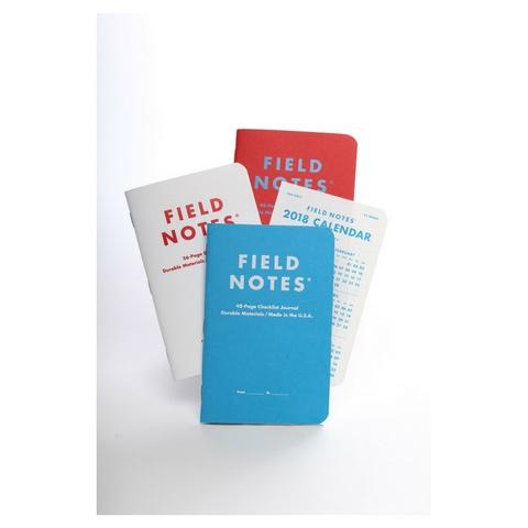 Field Notes Resolution Checklist  Datebooks - Typo Market