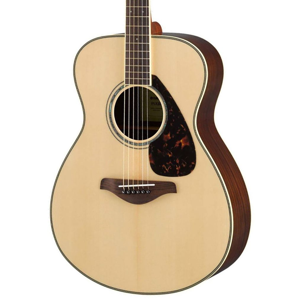 Acoustic Yamaha Yamaha Fs830 Folk Acoustic Solid Top Natural