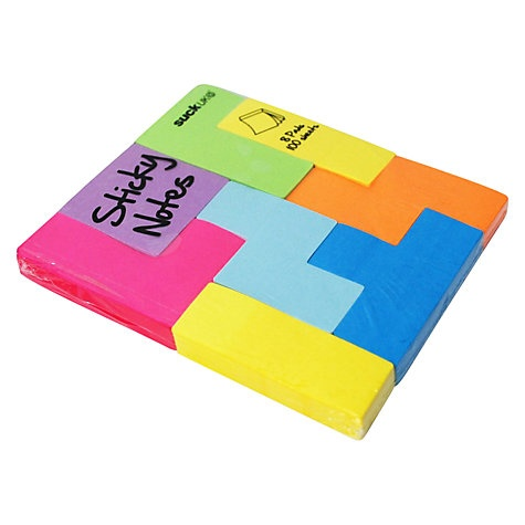 HOME Block Sticky Notes - National Museum of Mathematics