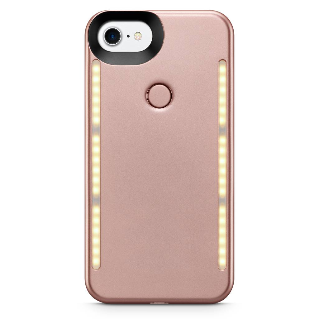 Case Für Iphone Dual Led Lighting Case For Iphone 6 6s 7 8 Diego