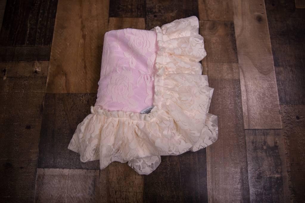 Vintage Receiving Blanket Peek A Bootique