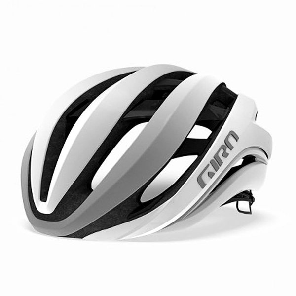 Giro Aether MIPS Spherical Cycling Helmet White/Silver - Nytro