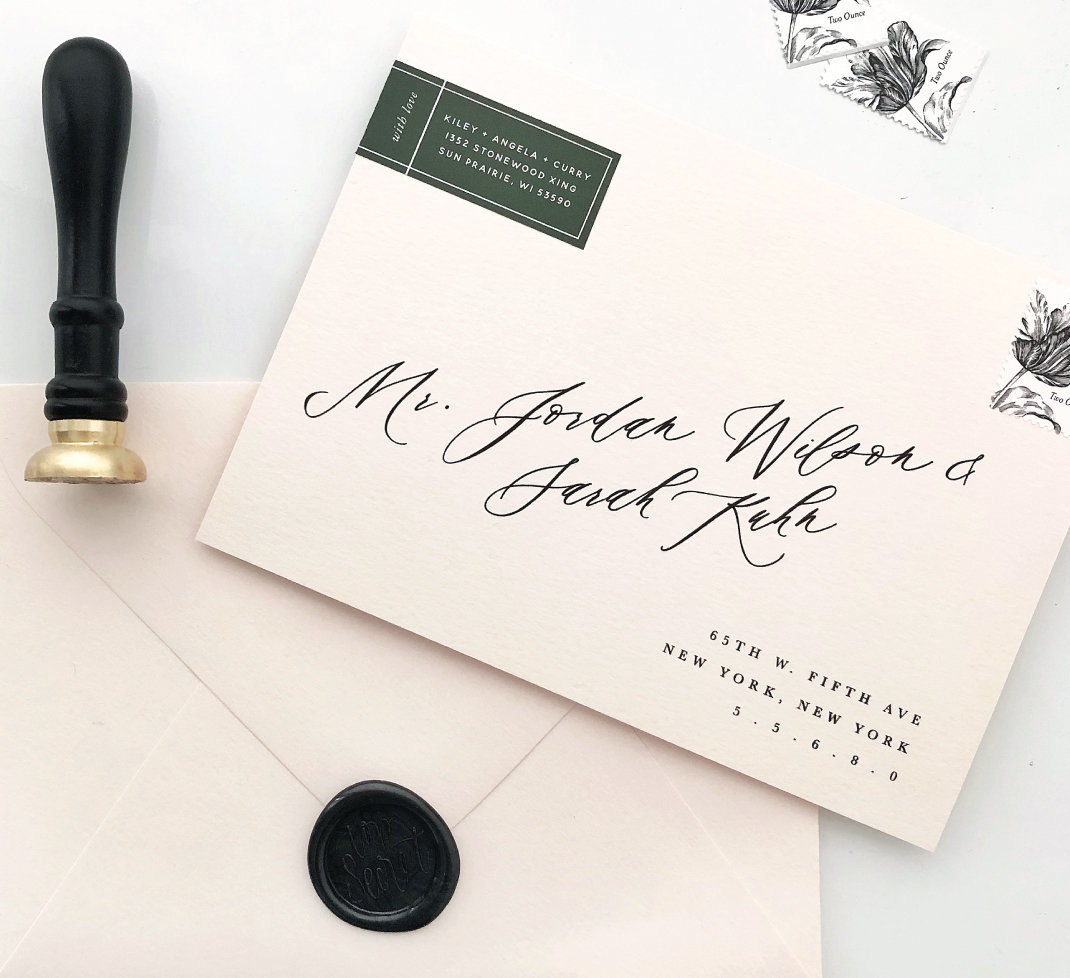 Wedding Calligraphy A Guide To Beautiful Hand Lettering Calligraphy Lettering Saffron Avenue Brand Styling Modern