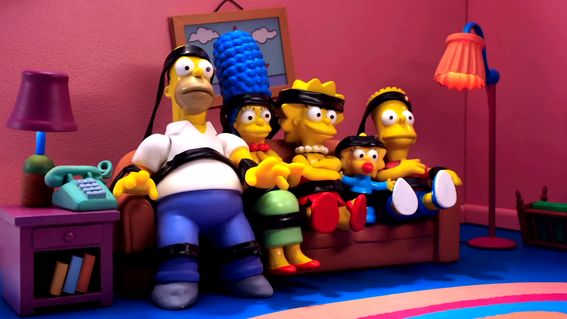 Big Bang Couch Gag Robot Chicken Couch Gag Wikisimpsons The Simpsons Wiki