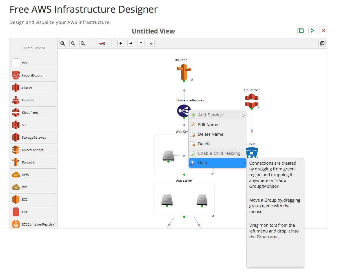 Aws Diagram Icons