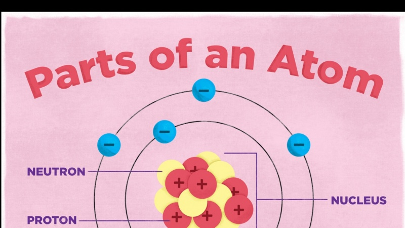 Parts of an Atom Skillshare Projects