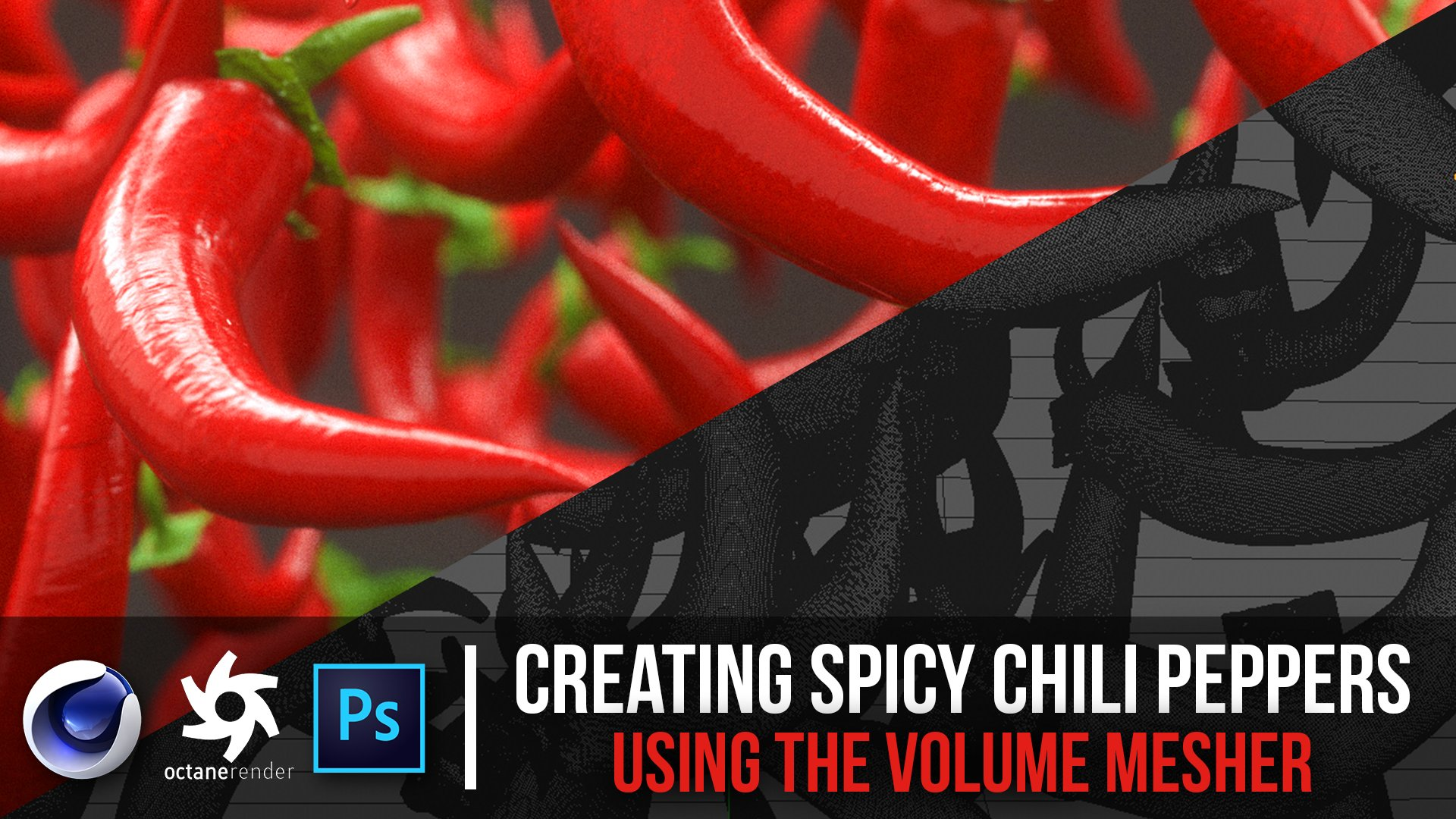 Pepper Finance Reviews Creating Spicy Chili Peppers Using The Volume Mesher Patrick