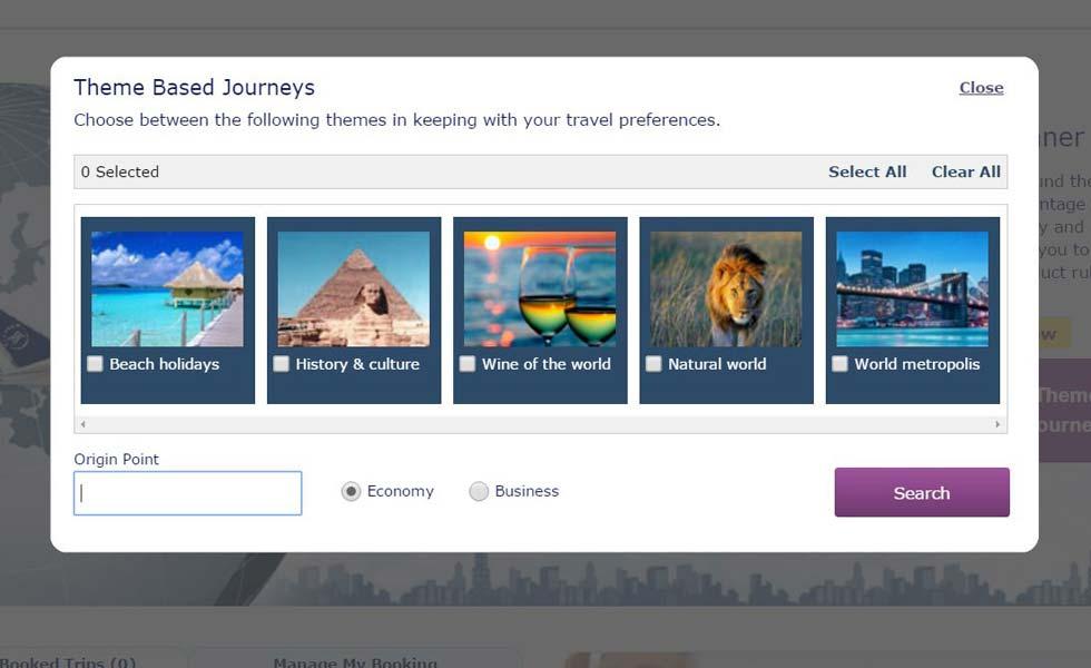 SkyTeam - Round the World Planner Economical Flight Tickets