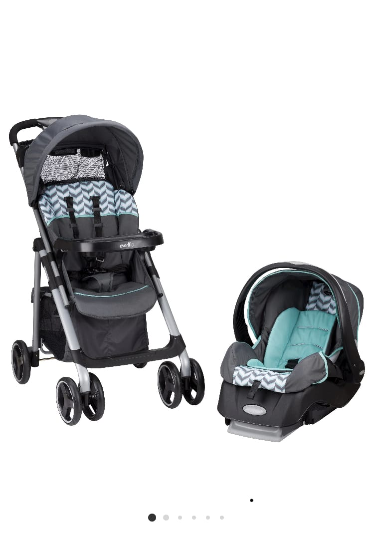 Baby Strollers Target Evenflo Newborn Car Seat Stroller Combo At Target 106 99 Or