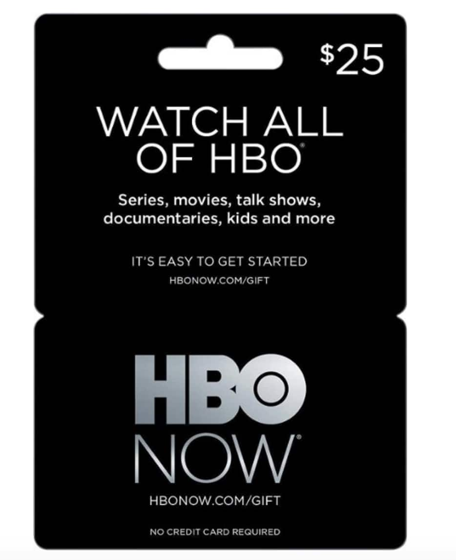Best Place To Get Gift Cards 25 Hbo Now Gift Card For 15 Best Buy Slickdeals