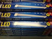Feit 4' LED Shop Light, $39.99, Costco B&M - Slickdeals.net