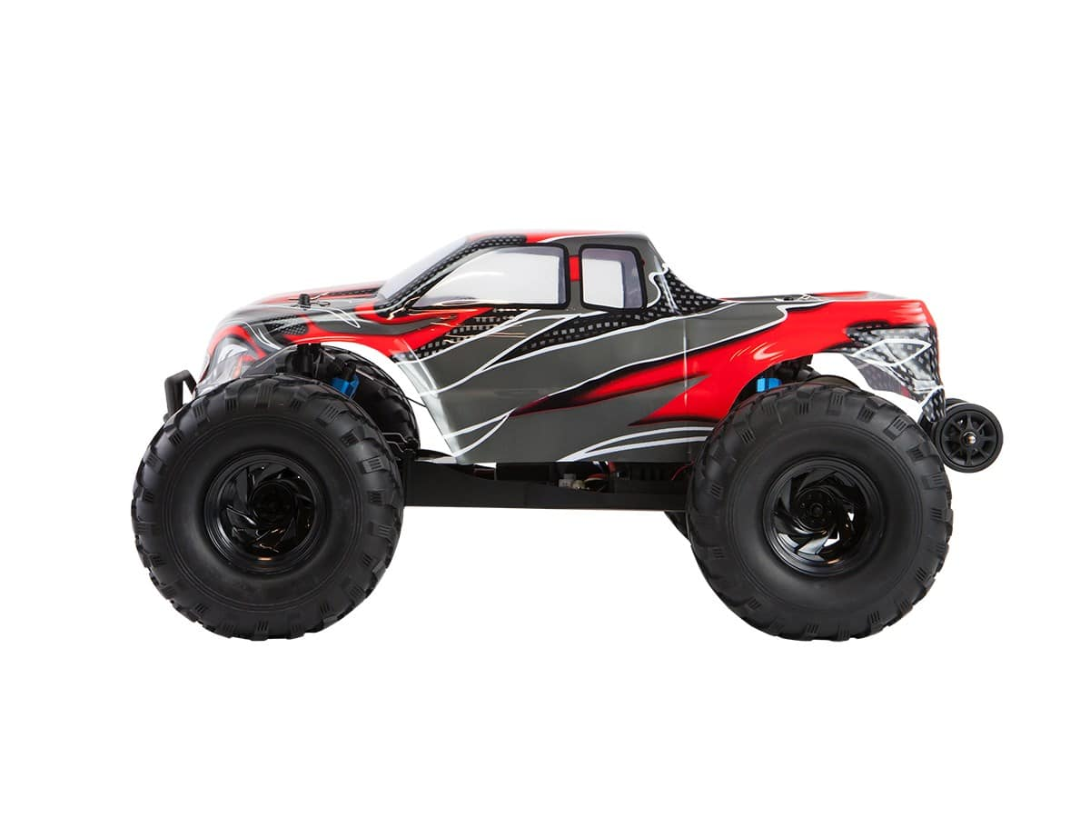 Rtr Rc Trucks Electric Baseltek Nx2 2wd Short Track Rc Car W Brushless Electric Motor