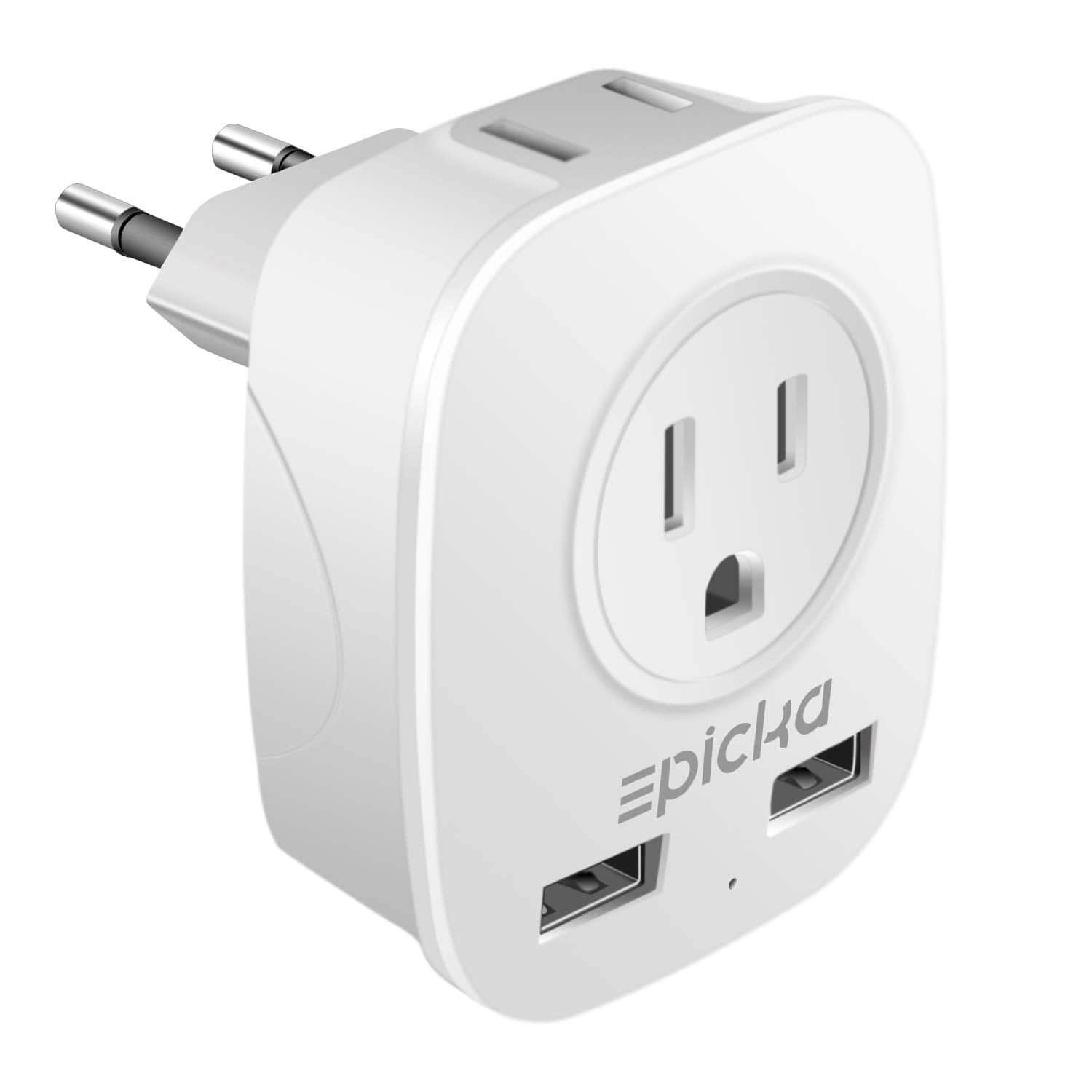 Travel Adapter Amazon European Travel Plug Adapter Epicka Wall Charger Adapter