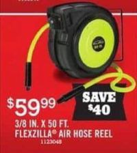 Tractor Supply Co Black Friday: 3/8 in. x 50 ft. Flexzilla ...