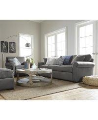 Kenton Sofa Kenton Fabric Sectional Living Room Furniture ...