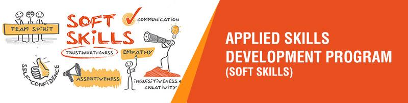 Applied Skills Development Program (SOFT SKILLS) SLIIT - soft skills