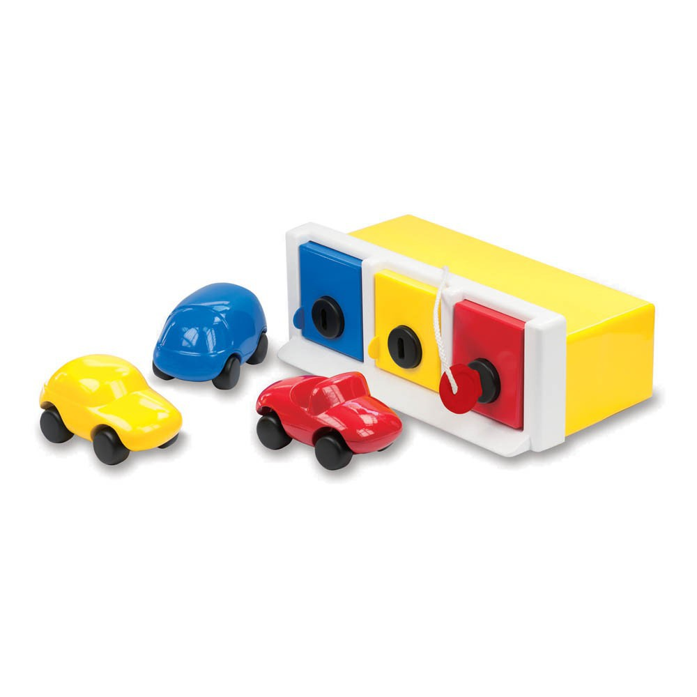 Garage Djeco My First Garage Ambitoys Toys And Hobbies Baby
