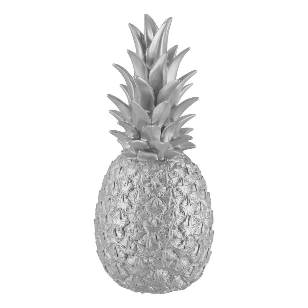 Silberne Lampe Lampe Ananas Silber Silber Goodnight Light Design Kind