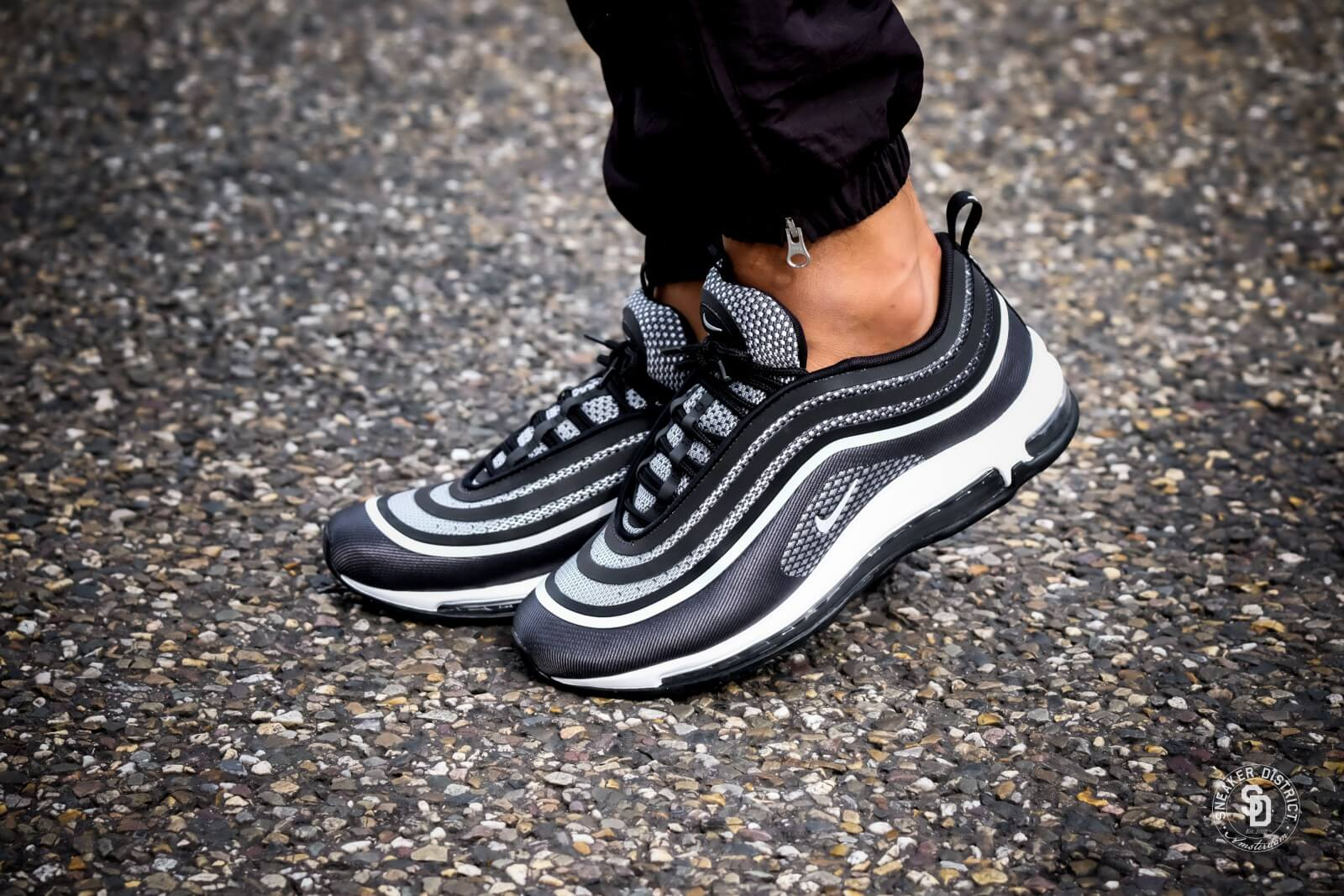 Amsterdam Gel Medium Nike Air Max 97 Ul '17 Black / Pure Platinum Anthracite
