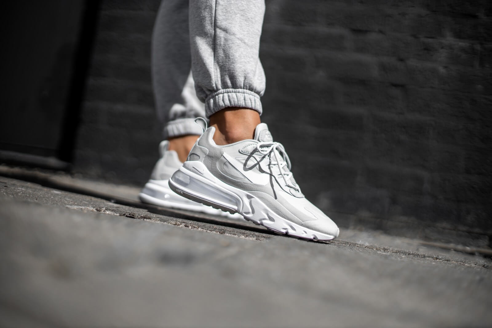 Instagram Chat Löschen Nike Women's Air Max 270 React Grey Fog/white-smoke Grey