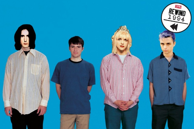 The 100 Best Alternative Rock Songs of 1994 SPIN