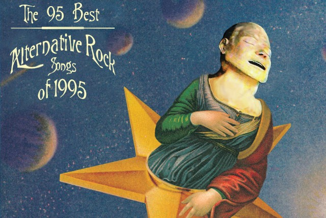 The 95 Best Alternative Rock Songs of 1995 SPIN