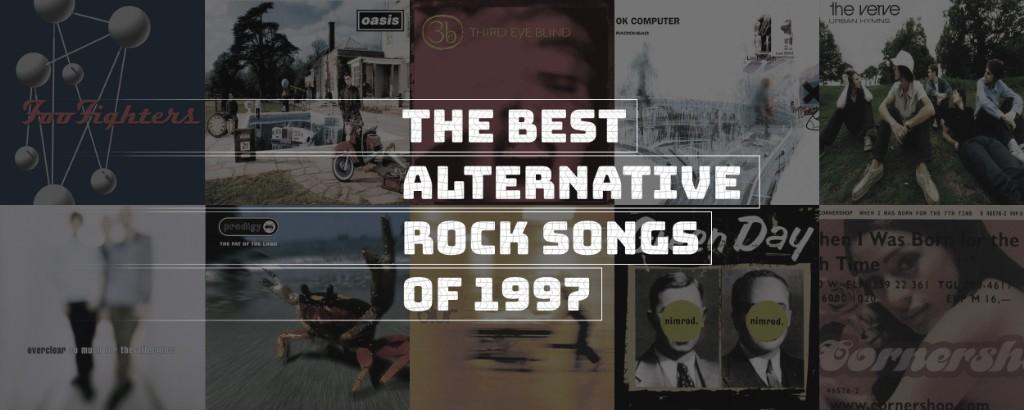 79 Best Alternative Rock Songs of 1997 SPIN