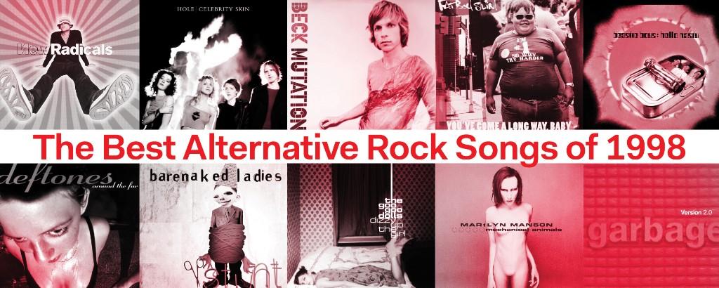 88 Best Alternative Rock Songs of 1998 SPIN