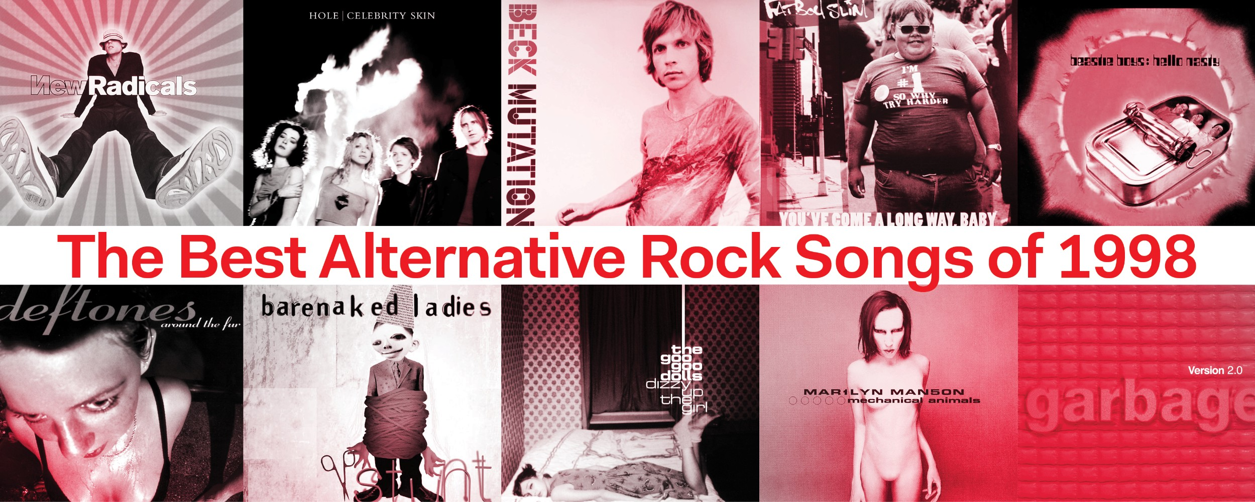 Bad Modern Rock Bands 88 Best Alternative Rock Songs Of 1998 Spin