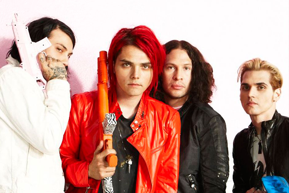 Fall Out Boy Christmas Wallpaper Exclusive My Chemical Romance Interview Spin