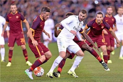 AS Roma vs Real Madrid: Preview, TV Channel Info, Team News, Prediction, Betting Odds